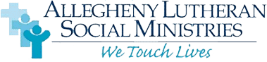 Allegheny Lutheran Social Ministries logo